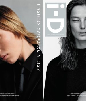 18 COVERS OF i-D MAGAZINE SUMMER 2015 – 35th ANNIVERSARY ISSUE