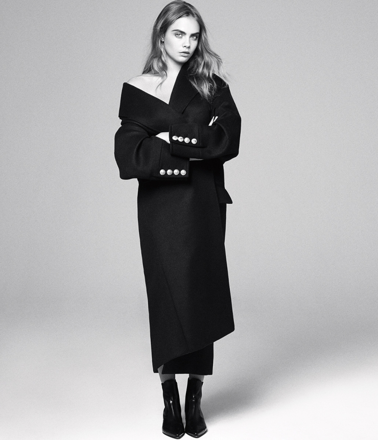 Cara Delevingne by Daniel Jackson for WSJ Magazine June 2015 (3)