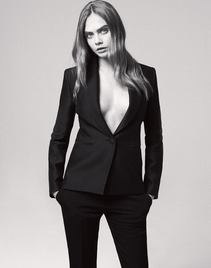 Cara Delevingne by Daniel Jackson for WSJ Magazine June 2015 (6)