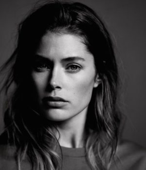 DOUTZEN KROES BY BEN WELLER FOR TWIN MAGAZINE SPRING-SUMMER 2015