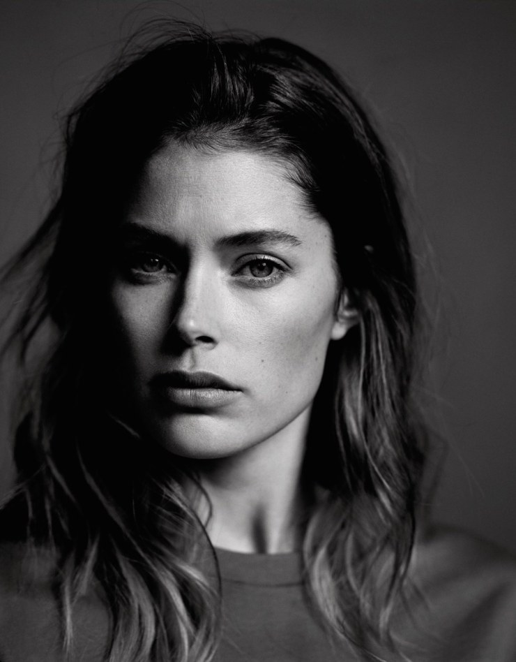 Doutzen Kroes by Ben Weller for Twin Magazine Spring-Summer 2015 (1)
