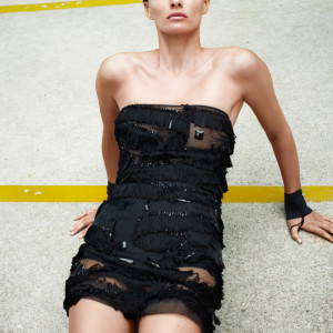 Edita Vilkeviciute By Collier Schorr For Flair Magazine May 2015