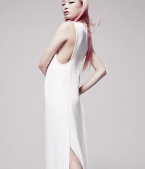 HOW TO WEAR WHITE DRESSES: FERNANDA LY BY JEROME CORPUZ FOR W MAGAZINE MAY 2015