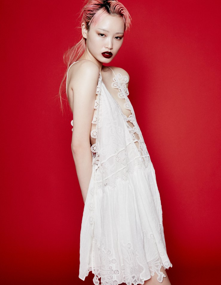 Fernanda Ly by Jerome Corpuz for W Magazine May 2015 (2)