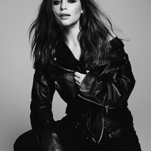 GAME CHANGER: EMILIA CLARKE COVERS MARIE CLAIRE UK JULY 2015