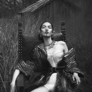 Fei Fei Sun by Mert Alas & Marcus Piggott for Vogue Italia June 2015