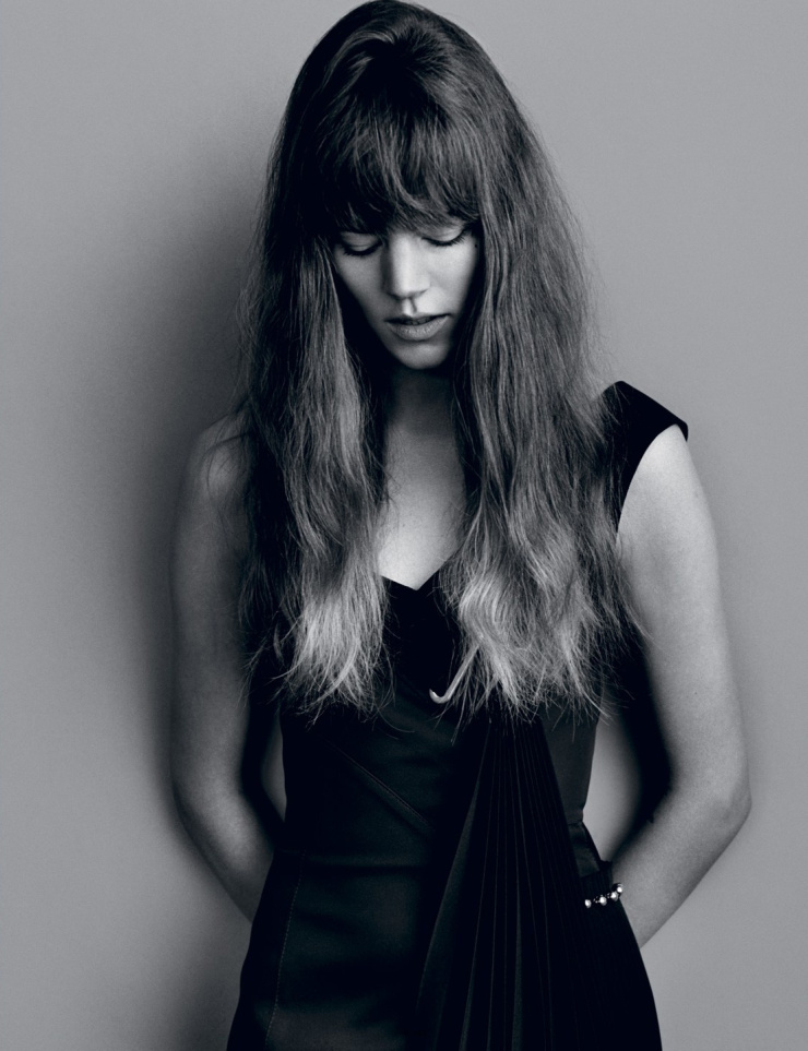 Freja Beha Erichsen by Alasdair McLellan for i-D Magazine Summer 2015 (1)