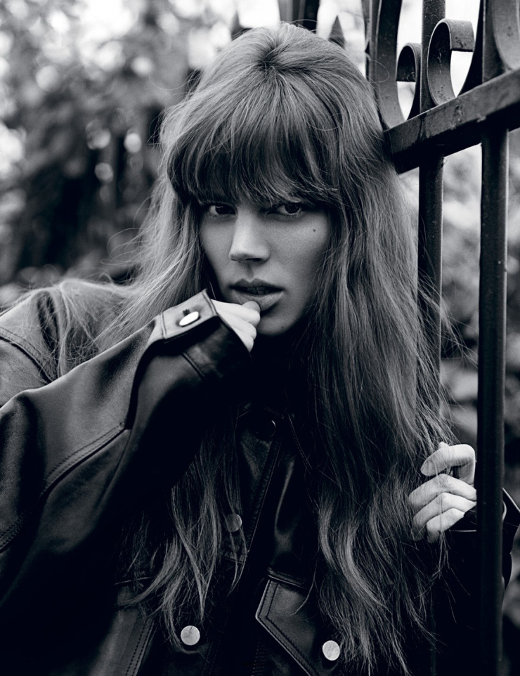 Freja Beha Erichsen by Alasdair McLellan for i-D Magazine Summer 2015 (10)