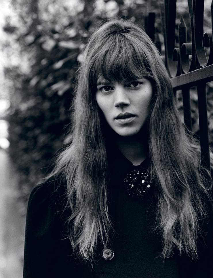 Freja Beha Erichsen by Alasdair McLellan for i-D Magazine Summer 2015 (3)