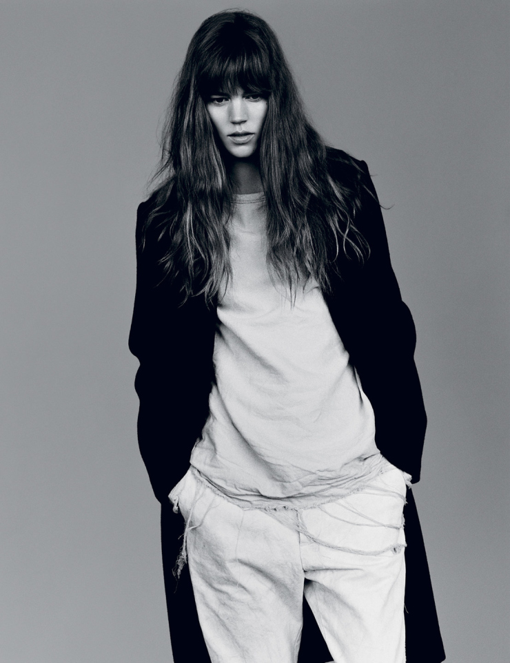 Freja Beha Erichsen by Alasdair McLellan for i-D Magazine Summer 2015 (5)
