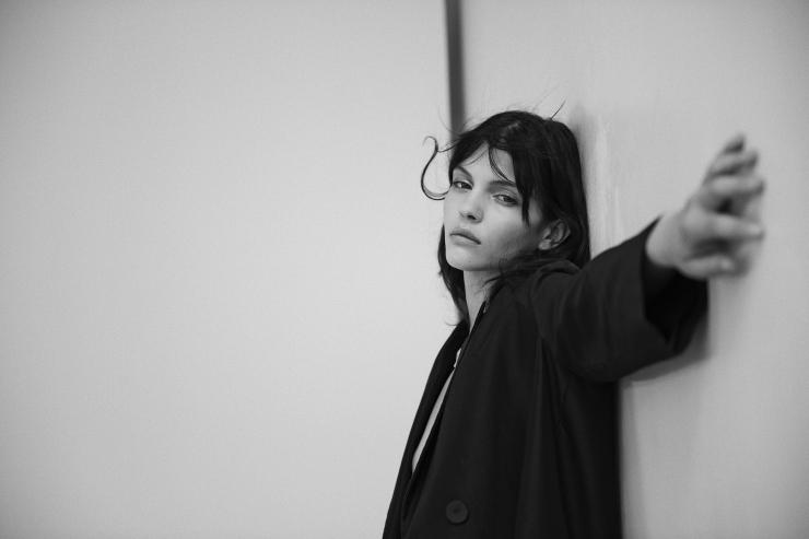 Kate Bogucharskaia by Eric Guillemain for Centrefold Magazine Spring-Summer 2015 (1)
