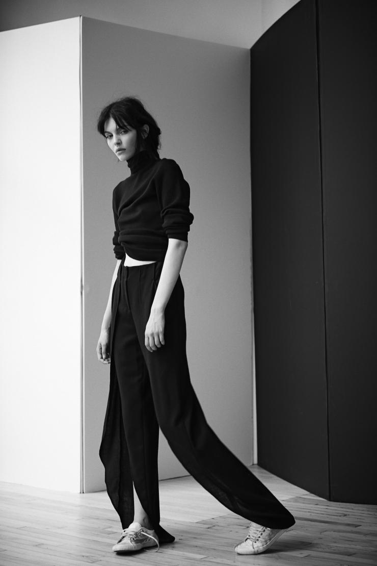 Kate Bogucharskaia by Eric Guillemain for Centrefold Magazine Spring-Summer 2015 (3)