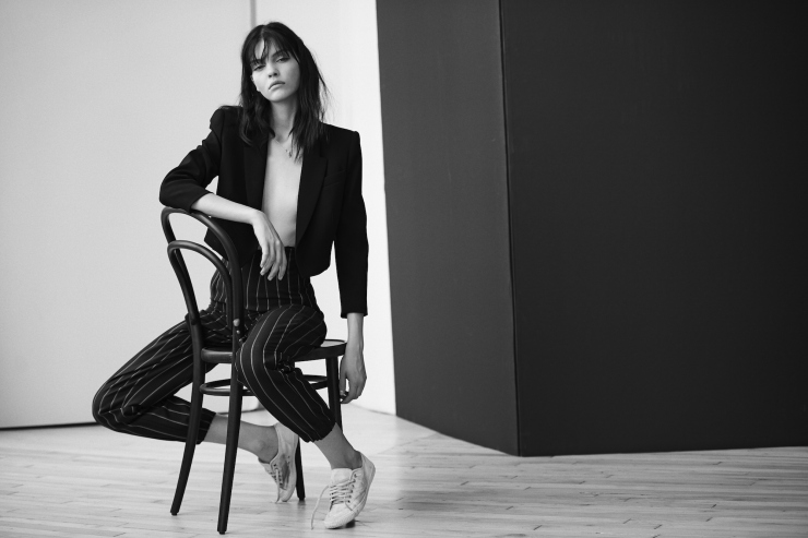 Kate Bogucharskaia by Eric Guillemain for Centrefold Magazine Spring-Summer 2015 (7)