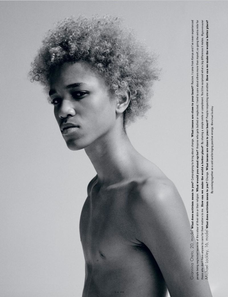 i-D Magazine Spring-Summer 2015 Conquer Yourself Then The World (6)