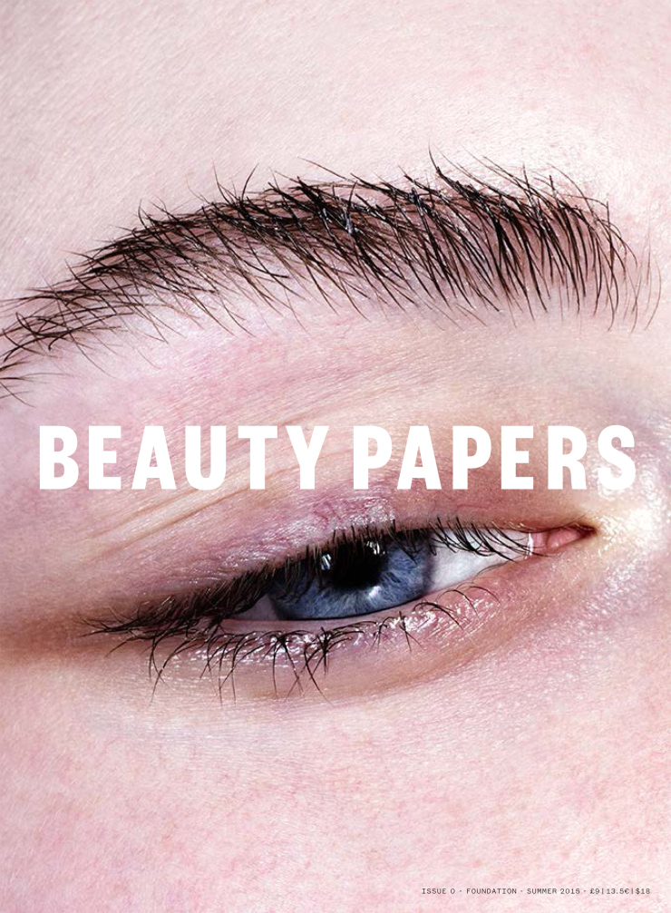 Beauty Papers Magazine Summer 2015 (9)