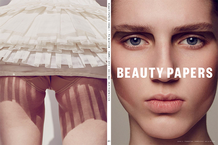 Beauty Papers Magazine Summer 2015 Sabina Lobova by Bruno Staub (5)