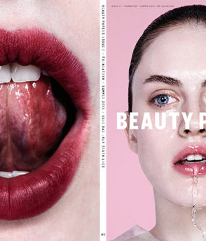 BEAUTY PAPERS MAGAZINE SUMMER 2015 COVERS