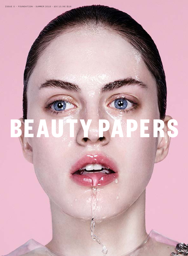 Beauty Papers Magazine Summer 2015 Sarah Brannon by Paola Kudacki (2)
