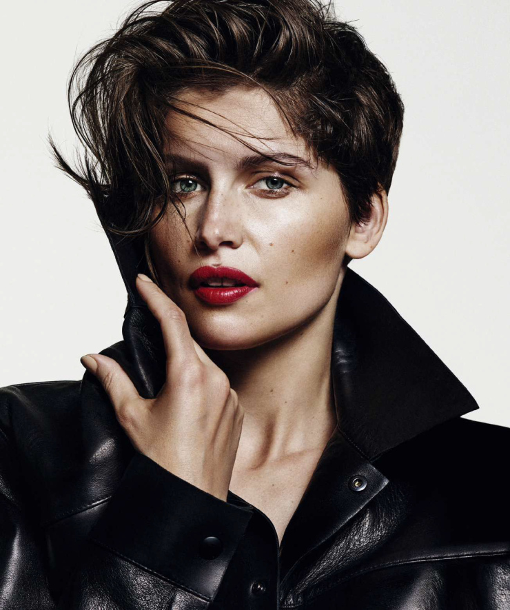 Laetitia Casta By Alique For Harper's Bazaar Spain August 2015  (4)
