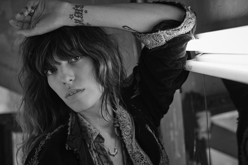 Lou Doillon By Eric Guillemain For S Moda for El Pais July 2015 (1)
