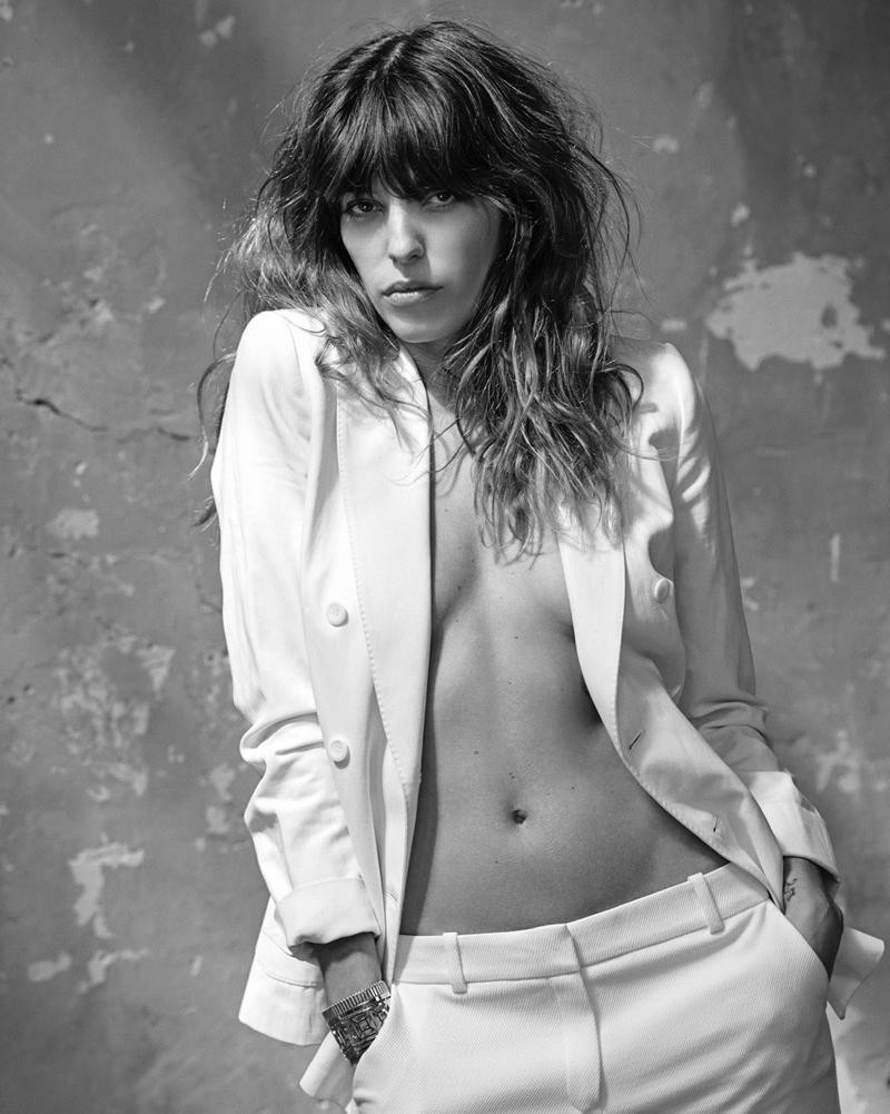 Lou Doillon By Eric Guillemain For S Moda for El Pais July 2015 (2)