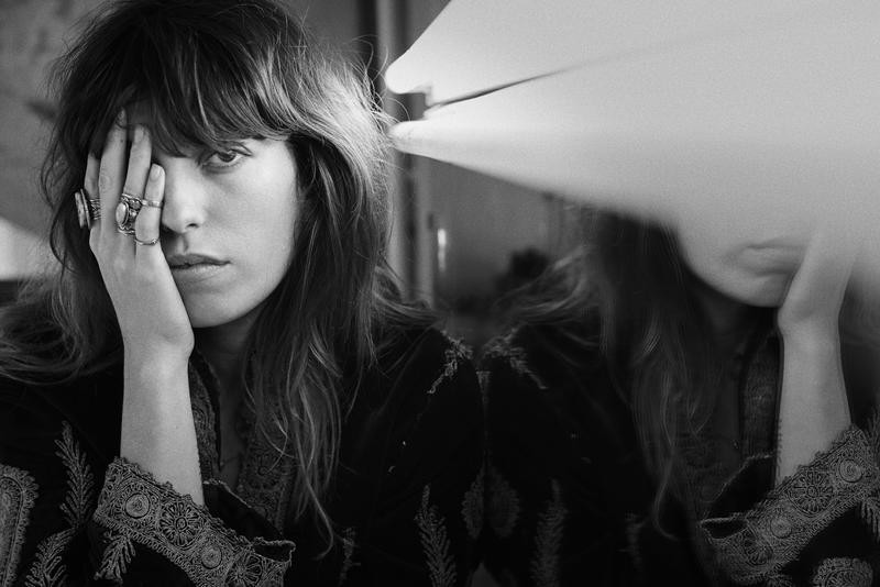 Lou Doillon By Eric Guillemain For S Moda for El Pais July 2015 (3)