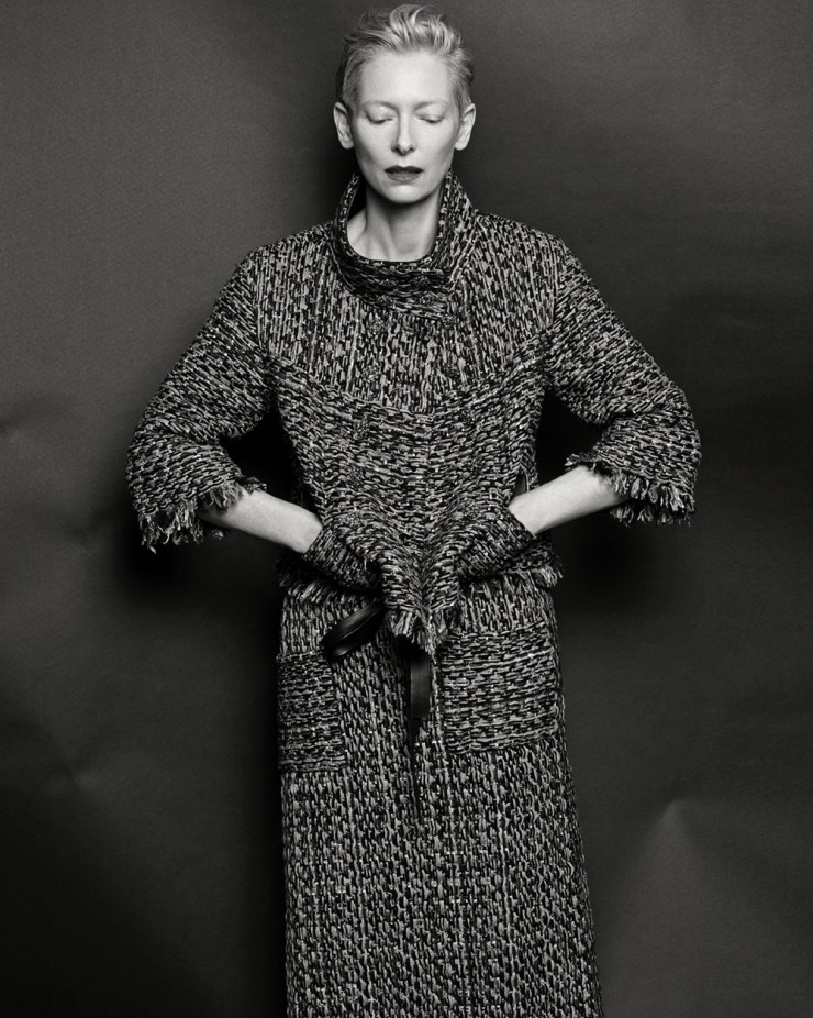Tilda Swinton by Hong Jang Hyun for Vogue Korea August 2015 (11)
