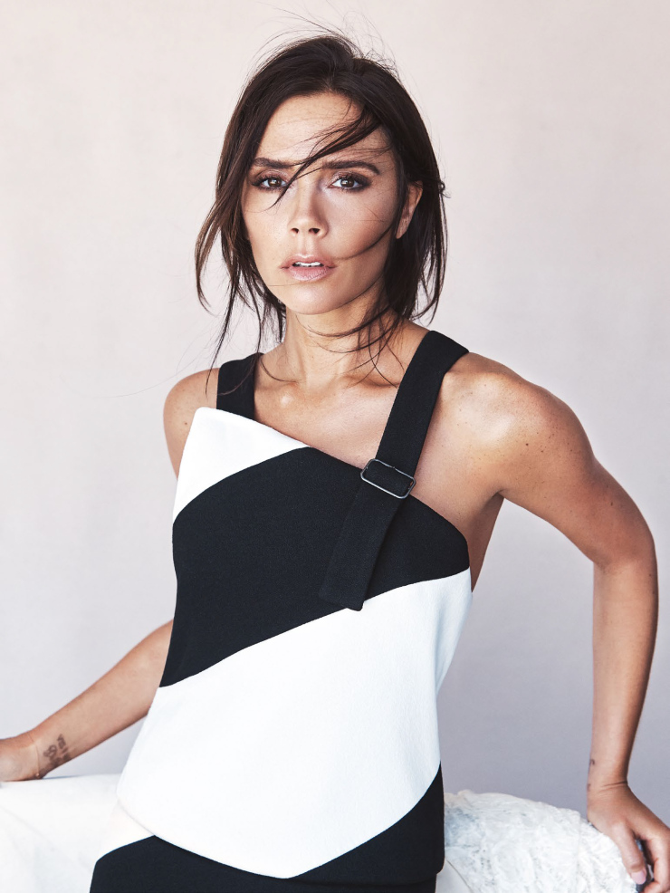 Victoria Beckham By Patrick Demarchelier For Vogue Australia August 2015 (1)