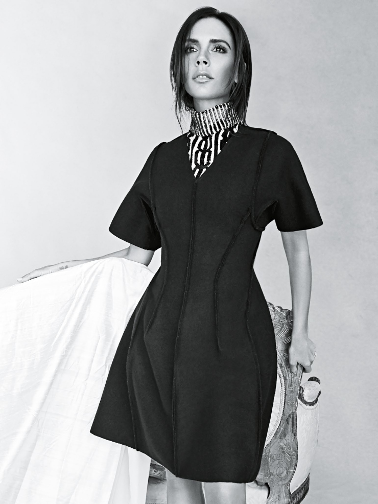 Victoria Beckham By Patrick Demarchelier For Vogue Australia August 2015 (2)