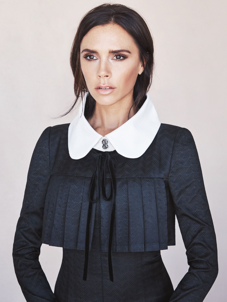 Victoria Beckham By Patrick Demarchelier For Vogue Australia August 2015 (5)