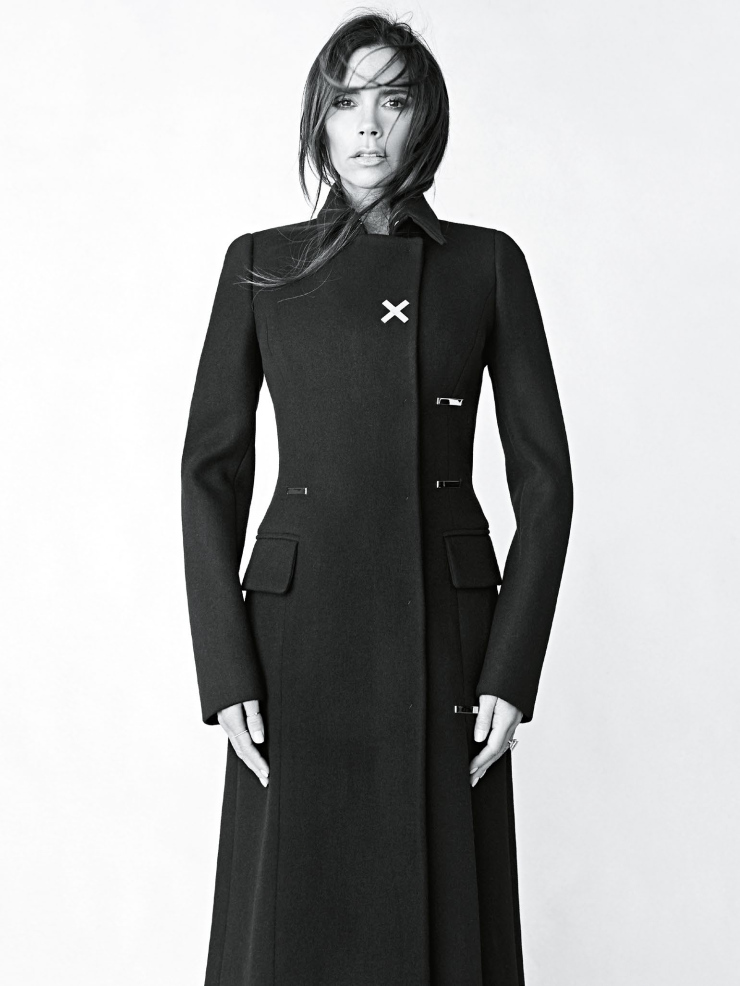 Victoria Beckham By Patrick Demarchelier For Vogue Australia August 2015 (7)