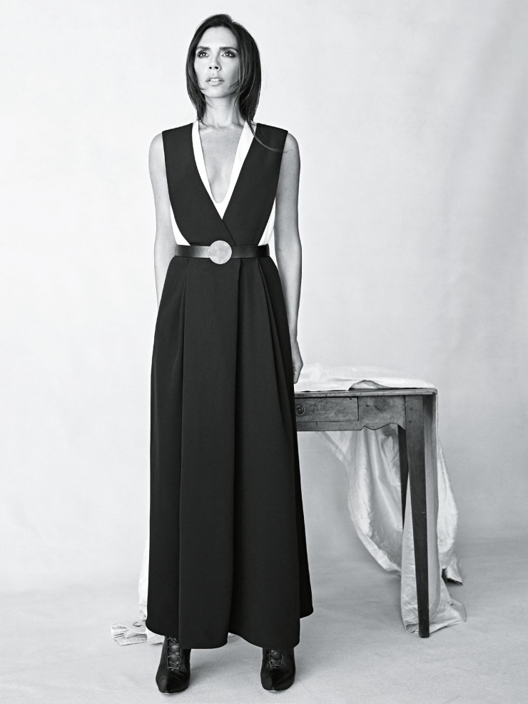 Victoria Beckham By Patrick Demarchelier For Vogue Australia August 2015 (8)