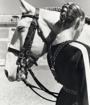 THE HORSEWOMAN: ANNELY BOUMA BY KOTO BOLOFO FOR NUMERO SEPTEMBER 2015