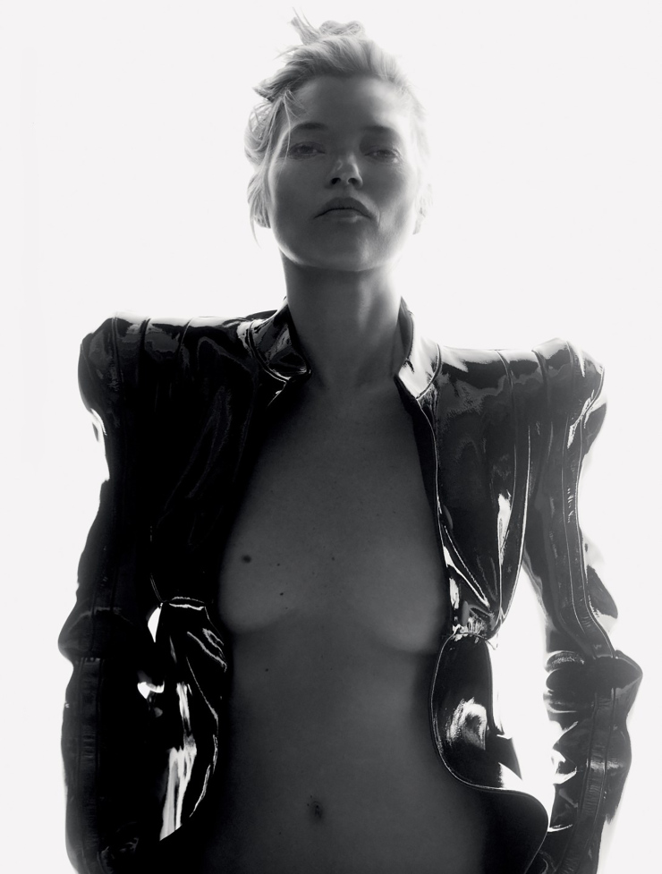 Kate Moss by David Sims for Love Magazine Fall-Winter 2015 (1)