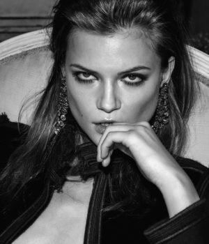 NIGHT VISION: KASIA STRUSS BY CHRIS COLLS FOR THE EDIT MAGAZINE AUGUST 2015