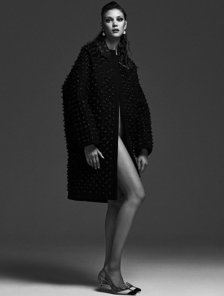 Diana Moldovan By Hong Jang Hyun For Stylist Magazine France September 2015 (1)