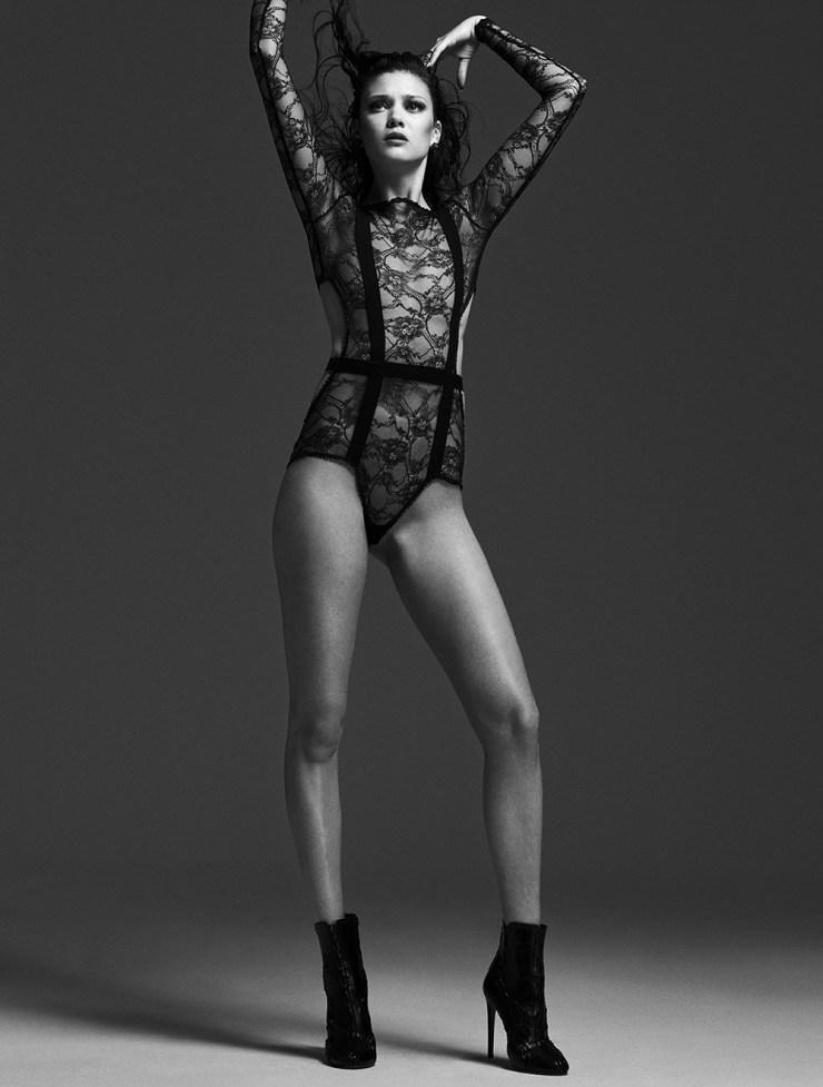 Diana Moldovan By Hong Jang Hyun For Stylist Magazine France September 2015 (4)