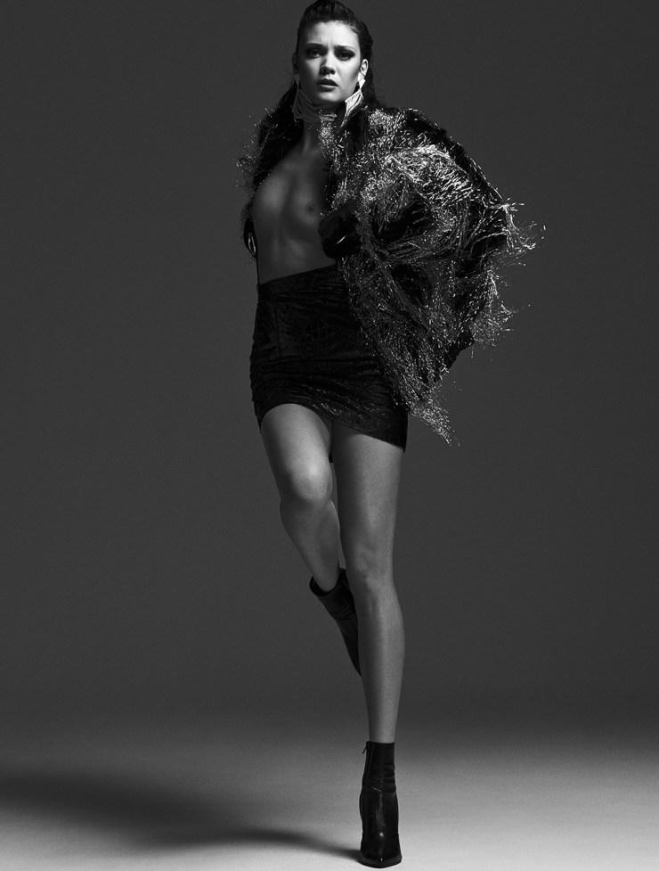 Diana Moldovan By Hong Jang Hyun For Stylist Magazine France September 2015 (5)