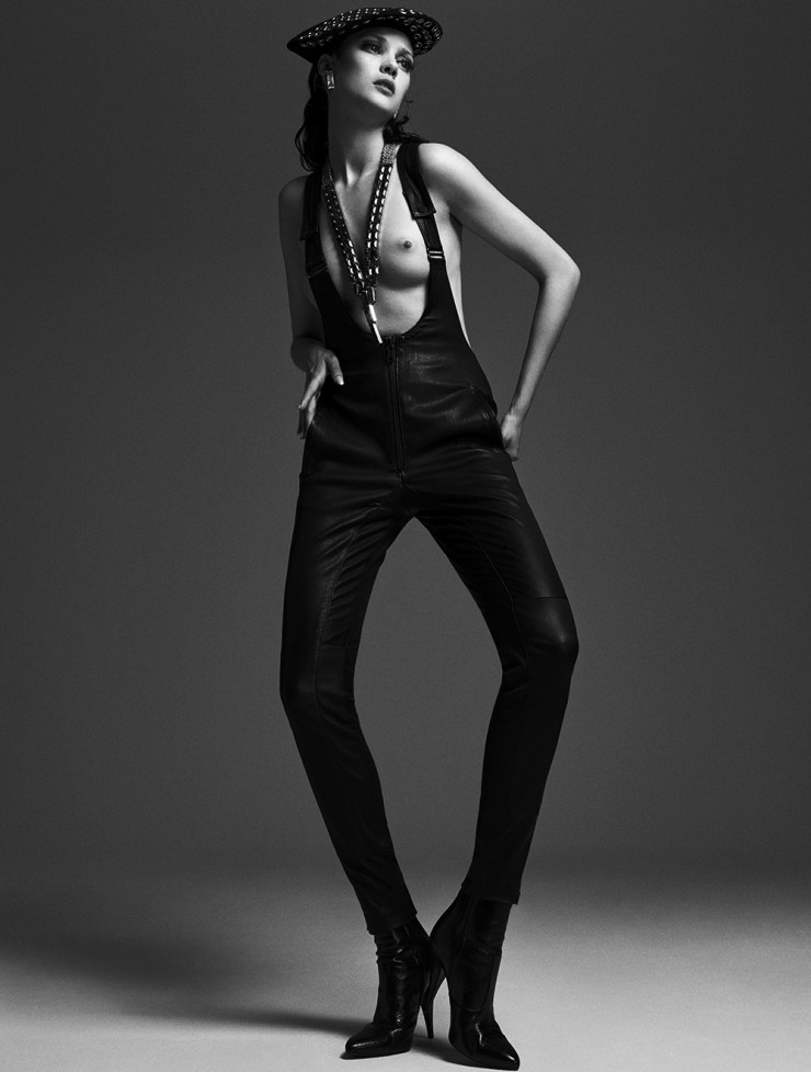 Diana Moldovan By Hong Jang Hyun For Stylist Magazine France September 2015 (6)