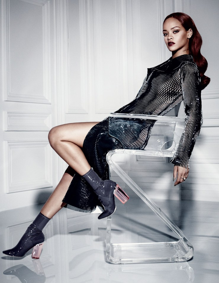 Rihanna by Craig McDean for Dior Magazine September 2015 (10)