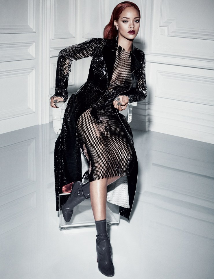 Rihanna by Craig McDean for Dior Magazine September 2015 (12)