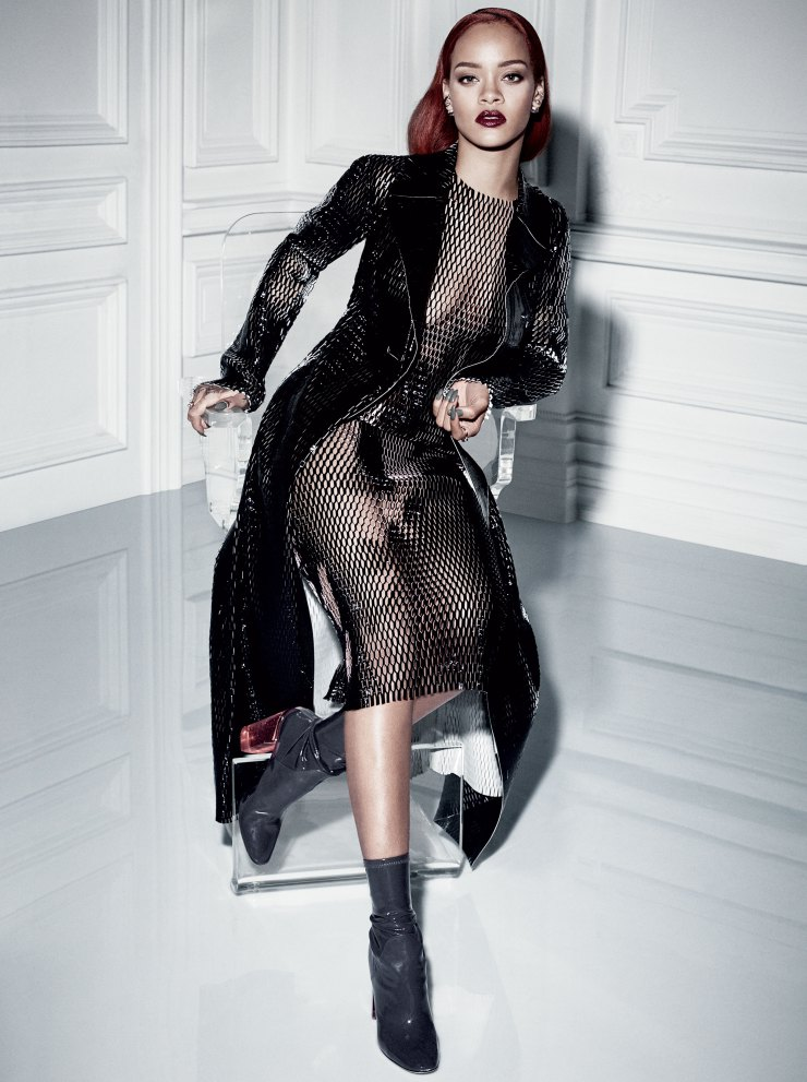 Rihanna by Craig McDean for Dior Magazine September 2015 (3)