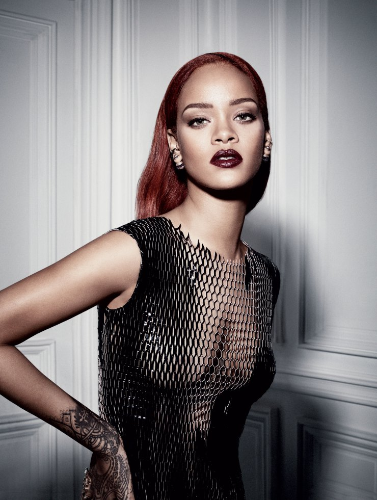 Rihanna by Craig McDean for Dior Magazine September 2015 (4)