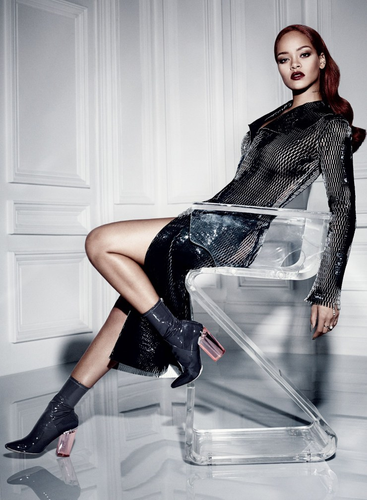 Rihanna by Craig McDean for Dior Magazine September 2015 (5)