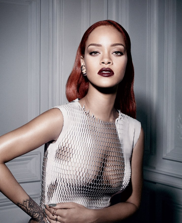 Rihanna by Craig McDean for Dior Magazine September 2015 (9)
