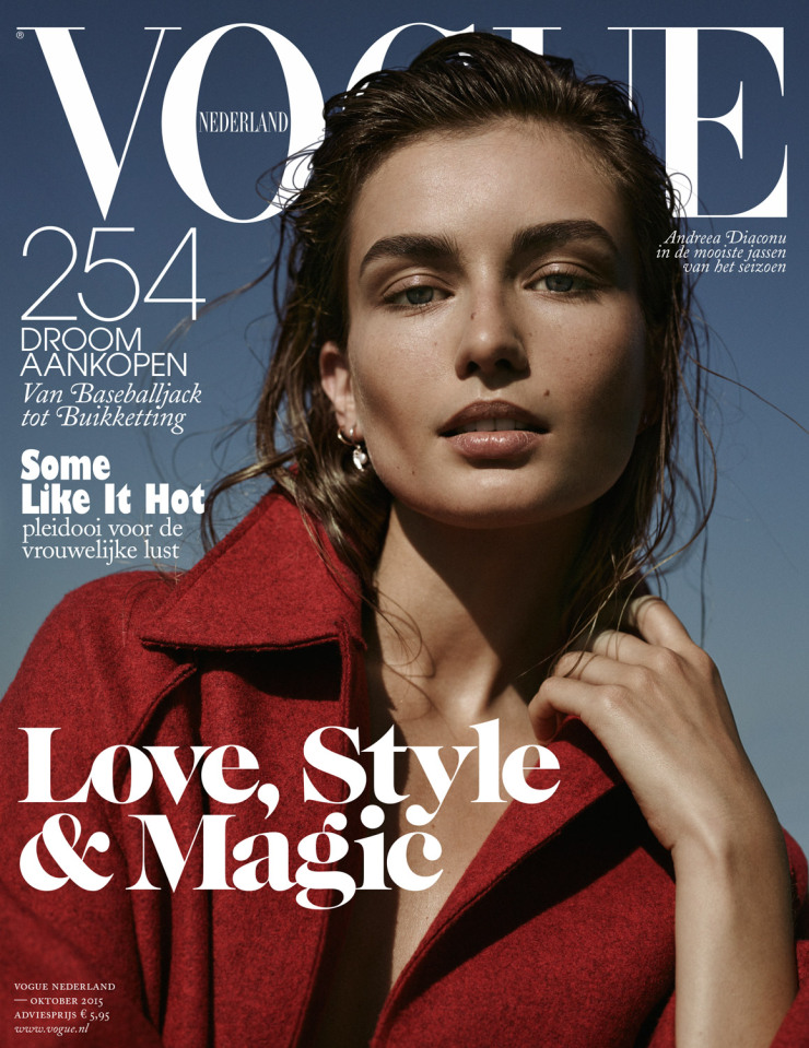 Andreea Diaconu by Annemarieke van Drimmelen for Vogue Netherlands October 2015 (12)