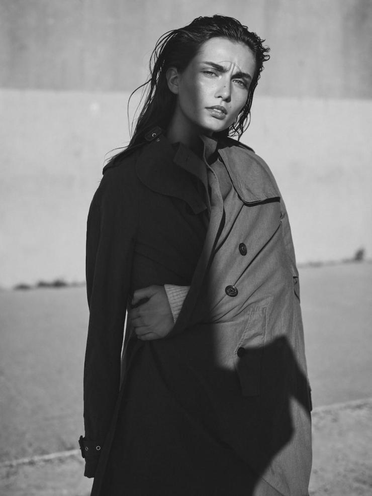 Andreea Diaconu by Annemarieke van Drimmelen for Vogue Netherlands October 2015 (5)