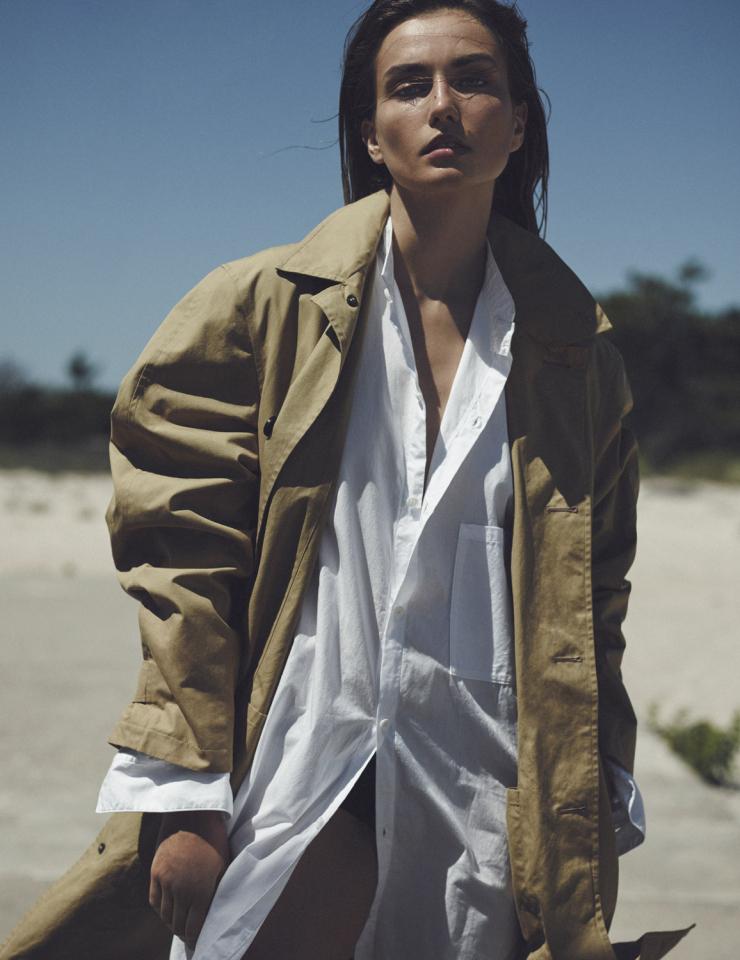 Andreea Diaconu by Annemarieke van Drimmelen for Vogue Netherlands October 2015 (6)
