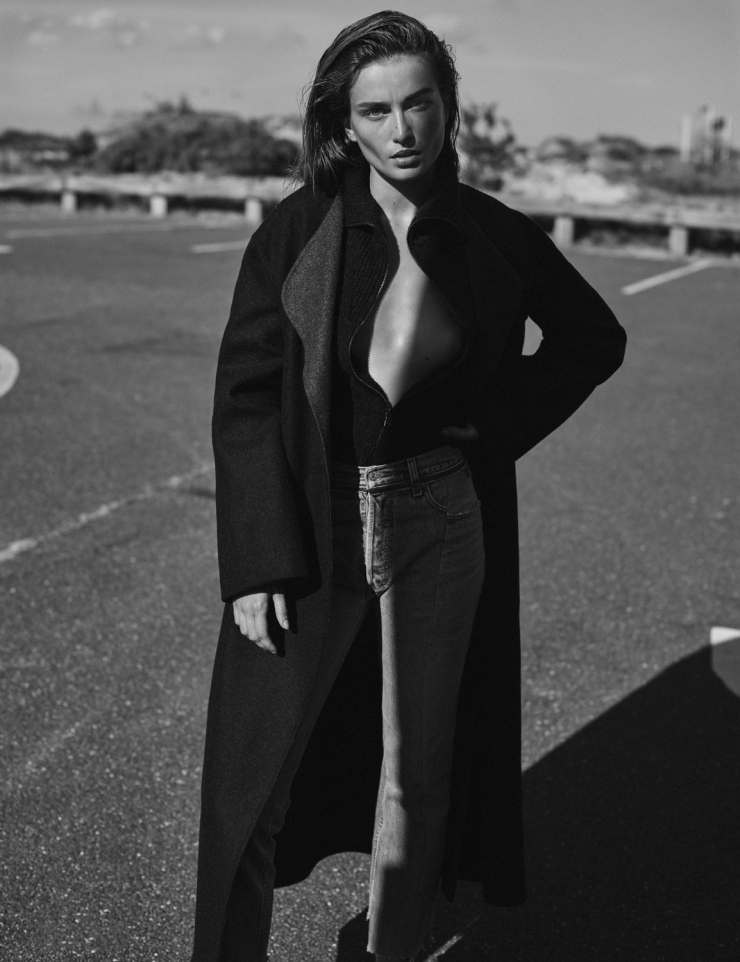 Andreea Diaconu by Annemarieke van Drimmelen for Vogue Netherlands October 2015 (8)