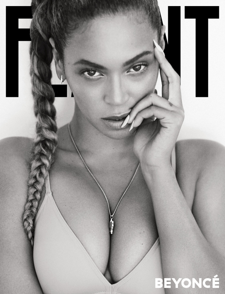 Beyonce by Robin Harper for Flaunt Magazine Fall 2015 (13)